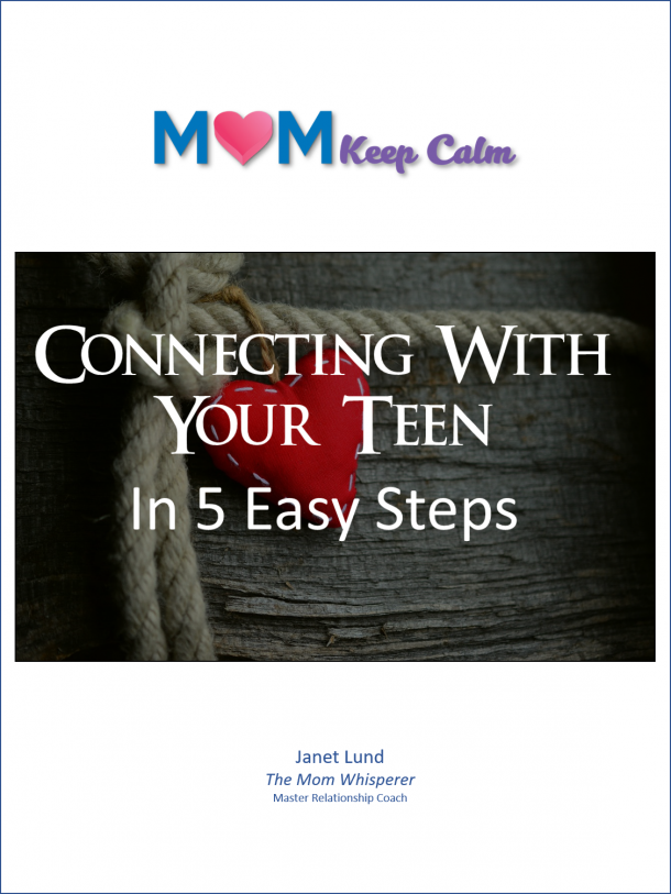 Whitepaper - Connecting With Your Teen